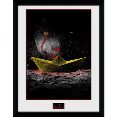 IT: SS Georgie Collector Print