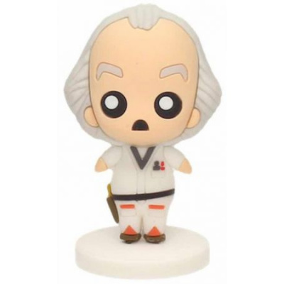 Back to the Future: Doc Brown Pokis Figure