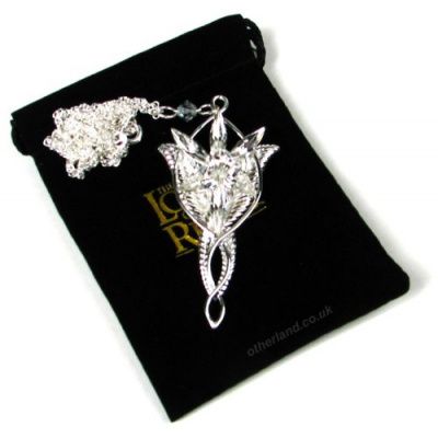 Lord of the Rings: Arwen Evenstar Pendant