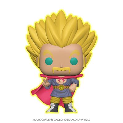 Pop! Anime: Dragon Ball Super - Super Saiyan Hercule Glowing