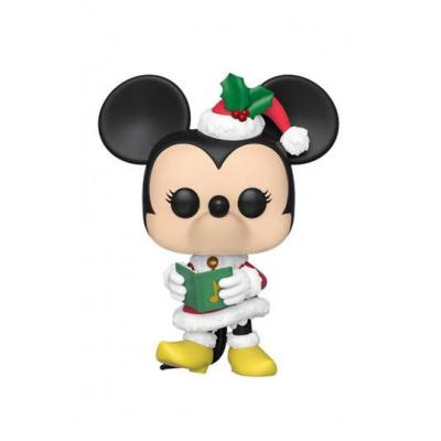 Disney Holiday POP! Disney Vinyl figurine Minnie 9 cm