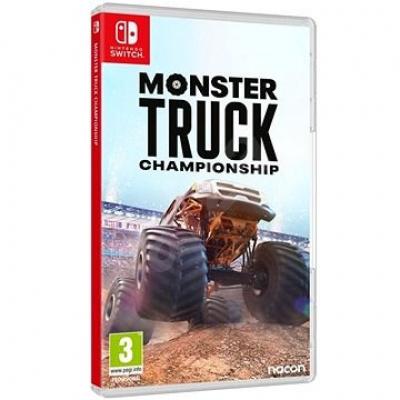 Monster Truck Championship (Nintendo switch)