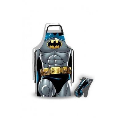 Batman Oven Glove & Apron Gift Set