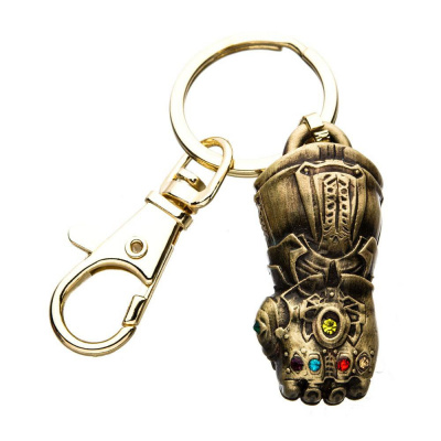 Avengers: Infinity Gauntlet 3D keychain