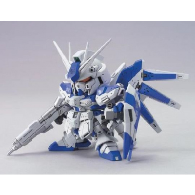 Gundam: SD BB384 Hi-vGundam Model Kit