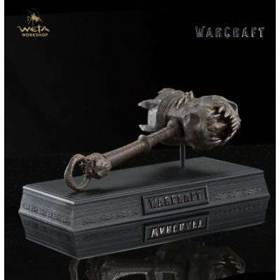 Warcraft Movie: Blackhands Skullbreaker 1:6 Scale Statue