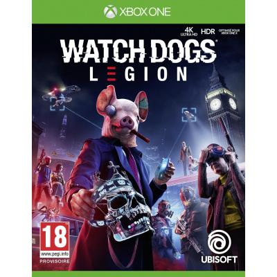 Watch Dogs Legion xone