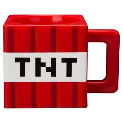 Minecraft: TNT Plastic Mug