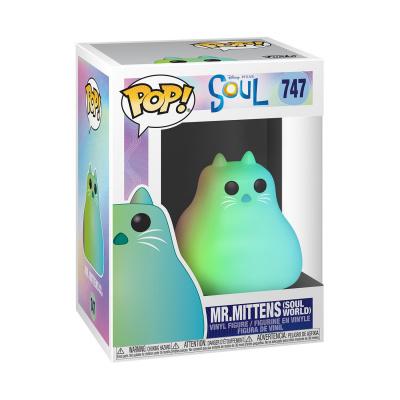 Pop! Disney: Soul - Mr. Mittens Soul World