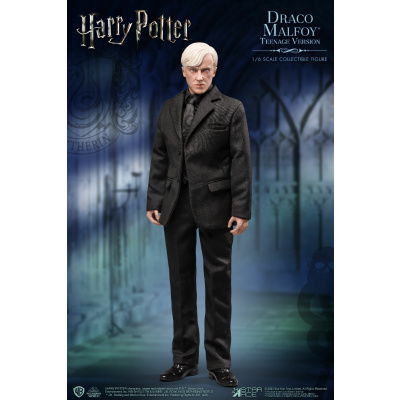 Harry Potter: Draco Malfoy Deluxe Version 1:6 Scale Figure