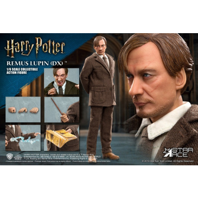 Harry Potter: Deluxe Professor Remus Lupin 1:6 Scale Figure