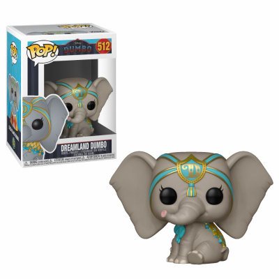 POP Disney: Dumbo (Live) - Dreamland Dumbo 512