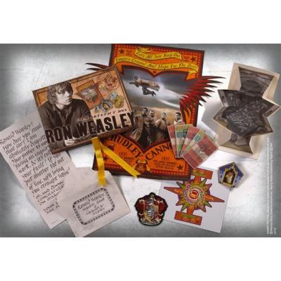 HARRY POTTER - FILM ARTEFACT BOXES - RON WEASLEY