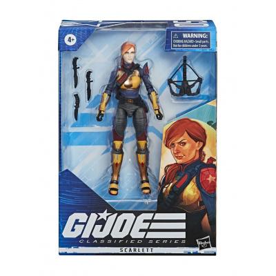 G.I. Joe Classified Serie Scarlett