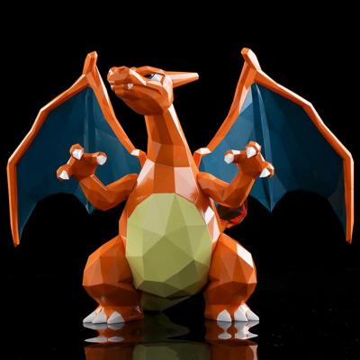 Pokemon: Polygo Charizard Pocket Monsters Figure
