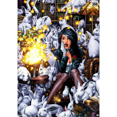 DC Comics: Zatanna Unframed Art Print