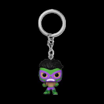 POP Keychain: Marvel Lucha Libre - Hulk