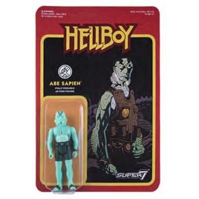 Hellboy: Abe Sapien - 3.75 inch Wave 1 ReAction Figure