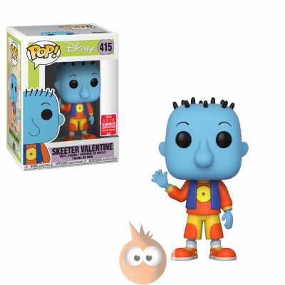 POP Disney: Doug- Skeeter Valentine - 415 - SDCC2018