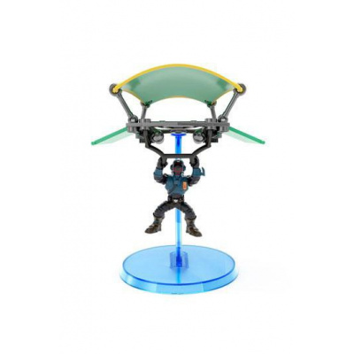 Fortnite Battle Royale Collection Playset Meltdown Glider & The Visitor