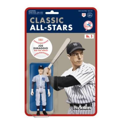 MLB: New York Yankees - Joe Dimaggio - 3.75 inch ReAction Figure
