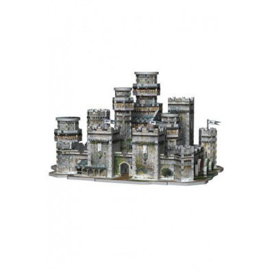Game of Thrones Puzzle 3D Winterfell