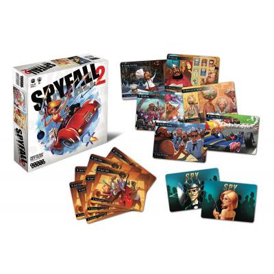 Spyfall 2 Tabletop Game