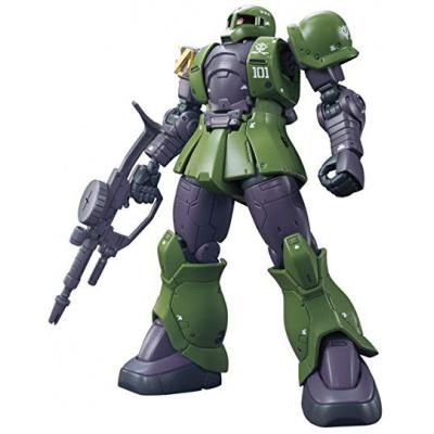 Gundam: High Grade - Zaku 1 Denim Slender 1:144 Model Kit