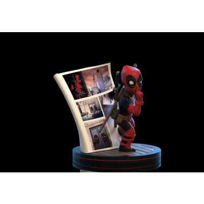 Marvel: Deadpool 4D Q-Fig Diorama
