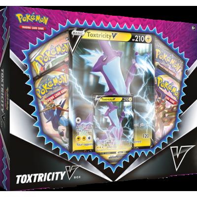 Pokemon Vbox: Toxtricity