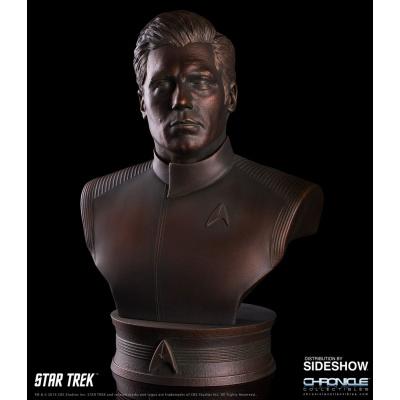 Star Trek: TOS - Captain Christopher Pike 1:2 Scale Bronze Bust