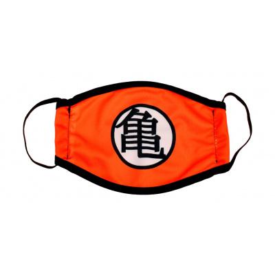 Dragon Ball: Kame Symbol Children's Face Mask