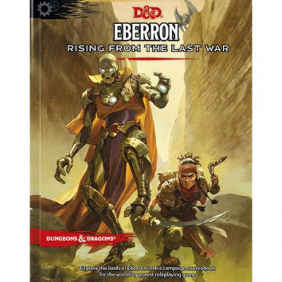 Dungeons & Dragons RPG Adventure Eberron: Rising from the Last War *ANGLAIS*