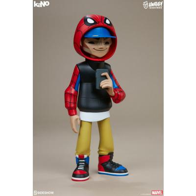 Marvel: Spider-Man Designer Collectible Toy by artist kaNO