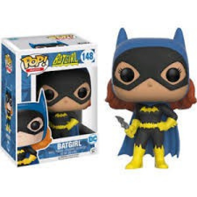 Funko Pop! Batgirl Pop Vinyl: Batgirl Limited Edition