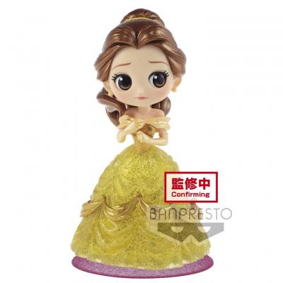 Disney: Q Posket - Belle Glitter Line