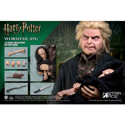 Harry Potter: Deluxe Peter Pettigrew - Wormtail 1:6 Scale Figure