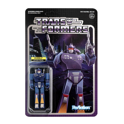 Transformers: Rumble 3.75 inch ReAction Figure