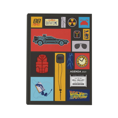 Back to the Future: Iconography 2021 Planner