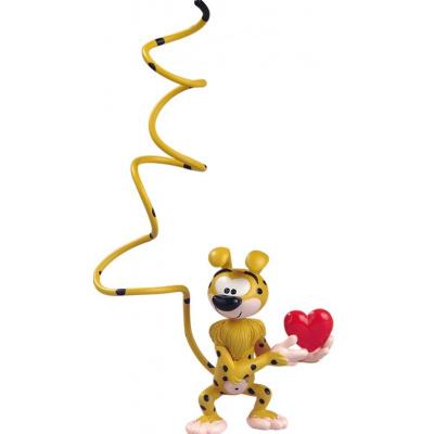 Marsupilami: Marsupilami Heart 7 cm Miniature