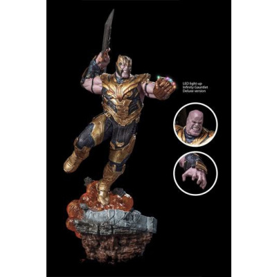 AVENGERS ENDGAME BDS ART SCALE STATUE - THANOS DELUXE VERSION 1/10