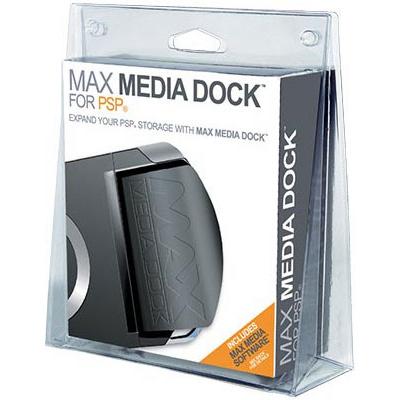 Datel Max Media Dock (Media Manager/Kabel Connect Flash cards) PSP