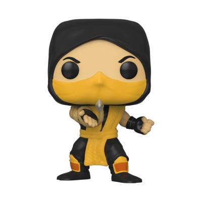 Pop Games: Mortal Kombat - Scorpion