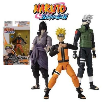 Naruto Anime Heroes Actiefiguur