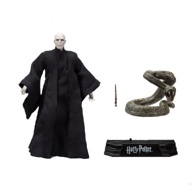 Harry Potter and the deathly hallows part 2 figurine Lord Voldemort 18 cm