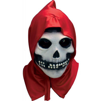 Misfits: The Fiend Mask - Red Hood
