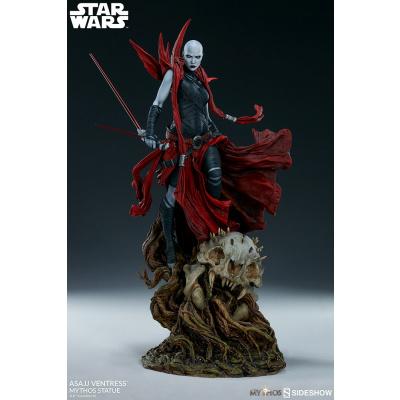 Star Wars: Asajj Ventress Mythos 22 inch Statue