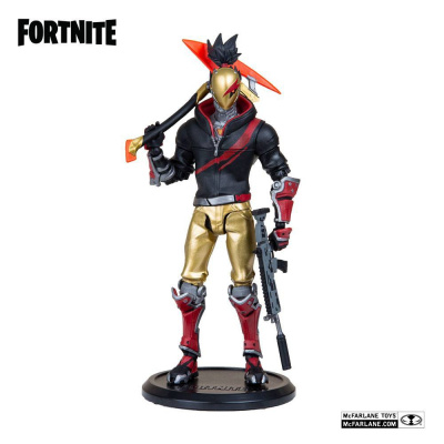 Fortnite figurine Red Strike Day & Date 18 cm