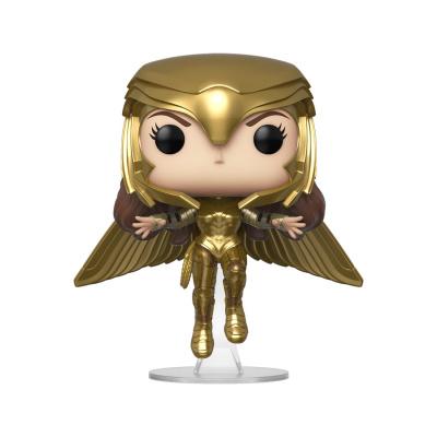 Pop! DC: Wonder Woman 1984 - Gold Flying Pose Wonder Woman