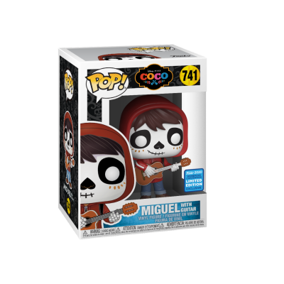 POP! Disney: Coco - Miguel (Day of the Dead Makeup) WonderCon 2020
